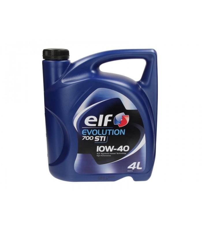 Моторное масло Elf EVO 700 STI 10W40 4L