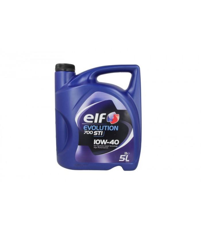 Моторное масло Elf EVO 700 STI 10W40 5L