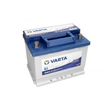 Аккумулятор Varta 60Ah/540A BLUE DYNAMIC B560127054