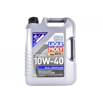 Моторное масло Liqui Moly MoS2 Leichtlauf 10W-40 5L