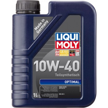Моторное масло Liqui Moly Optimal 10W-40 1L