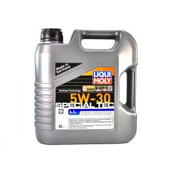 Моторное масло Liqui Moly Special Tec LL 5W-30 4L