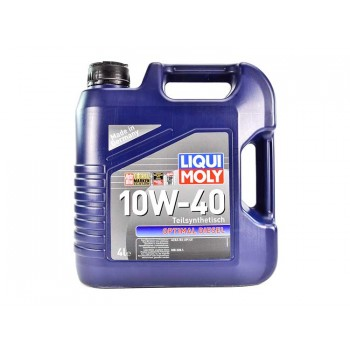 Моторное масло Liqui Moly Optimal Diesel 10W-40 4L