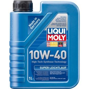 Моторное масло Liqui Moly Super Leichtlauf 10W-40 1L