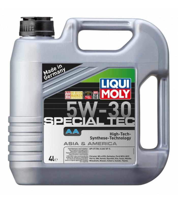 Моторное масло Liqui Moly Special Tec AA 5W-30 4L