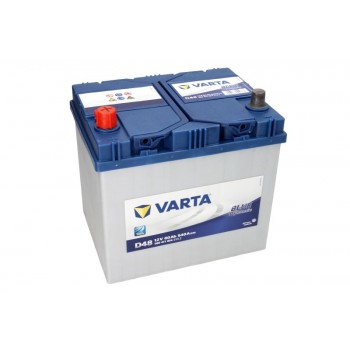Аккумулятор Varta 60Ah/540A BLUE DYNAMIC B560411054