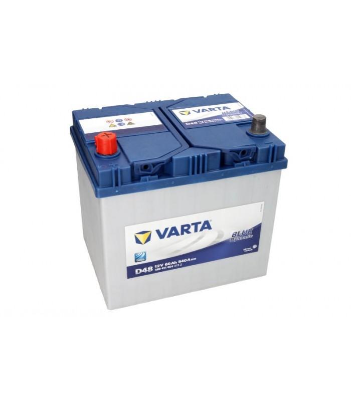Аккумулятор Varta 60Ah/540A BLUE DYNAMIC B560411054