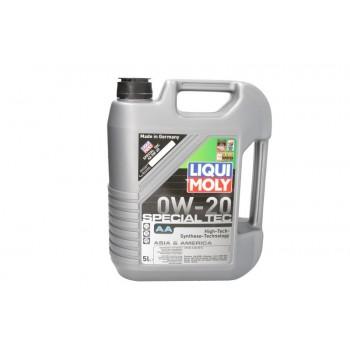 Моторное масло Liqui Moly Special Tec AA 0W-20 5L