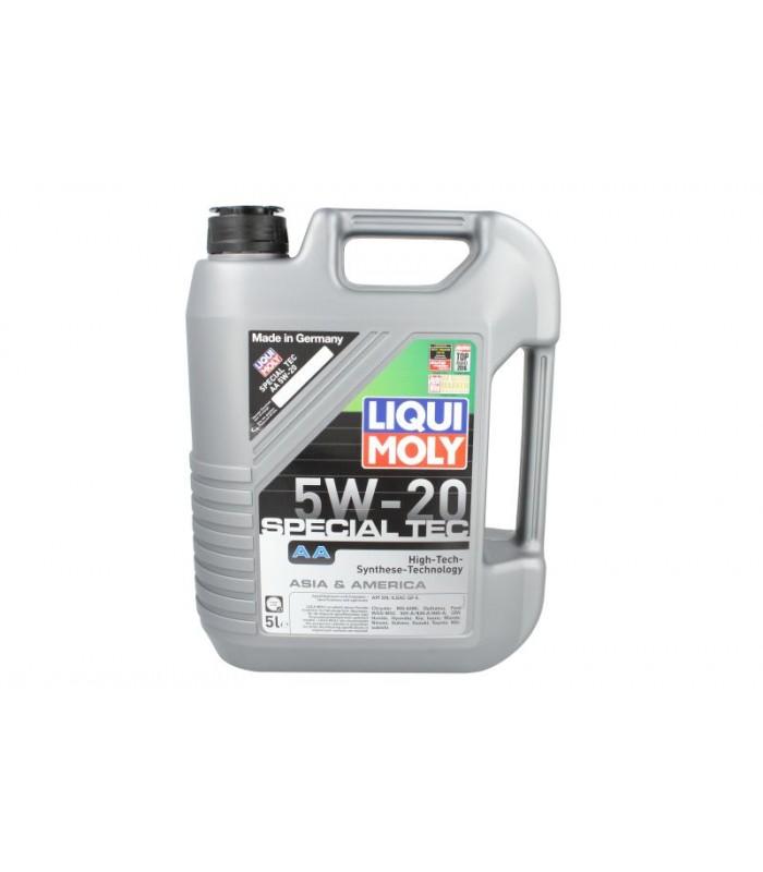 Моторное масло Liqui Moly Special Tec AA 5W-20 5L