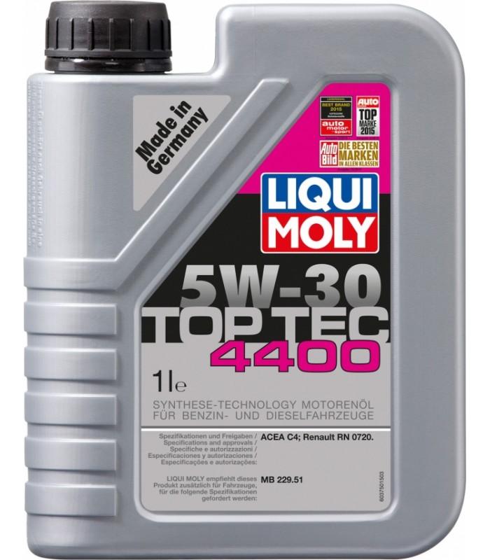 Моторное масло Liqui Moly Top Tec 4400 5W-30 1L
