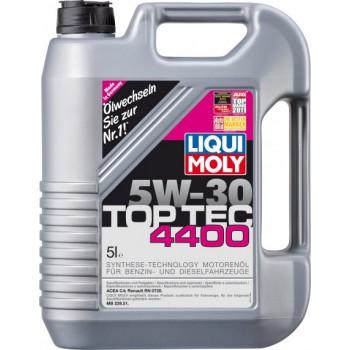 Моторное масло Liqui Moly Top Tec 4400 5W-30 5L