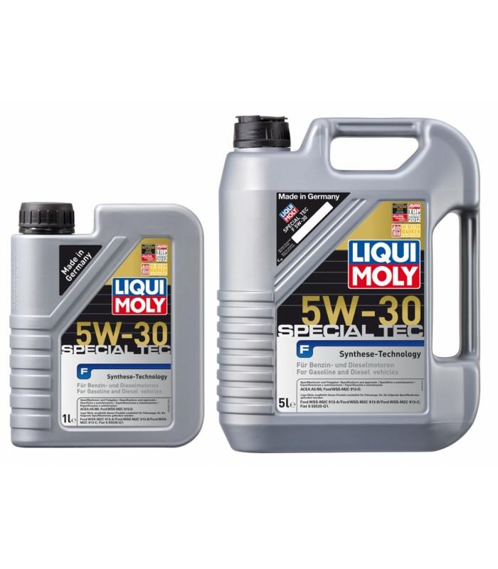 Моторное масло Liqui Moly Special Tec F 5W-30 5L