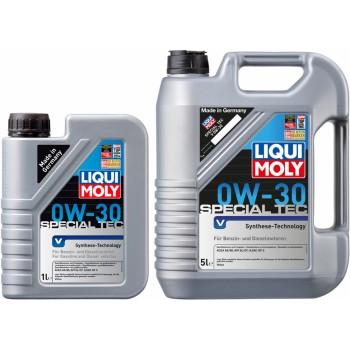 Моторное масло Liqui Moly Special Tec V 0W-30 1L
