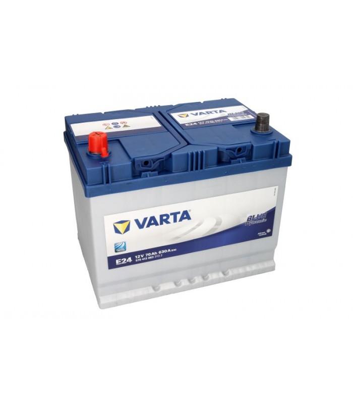 Аккумулятор Varta 70Ah/630A BLUE DYNAMIC B570413063