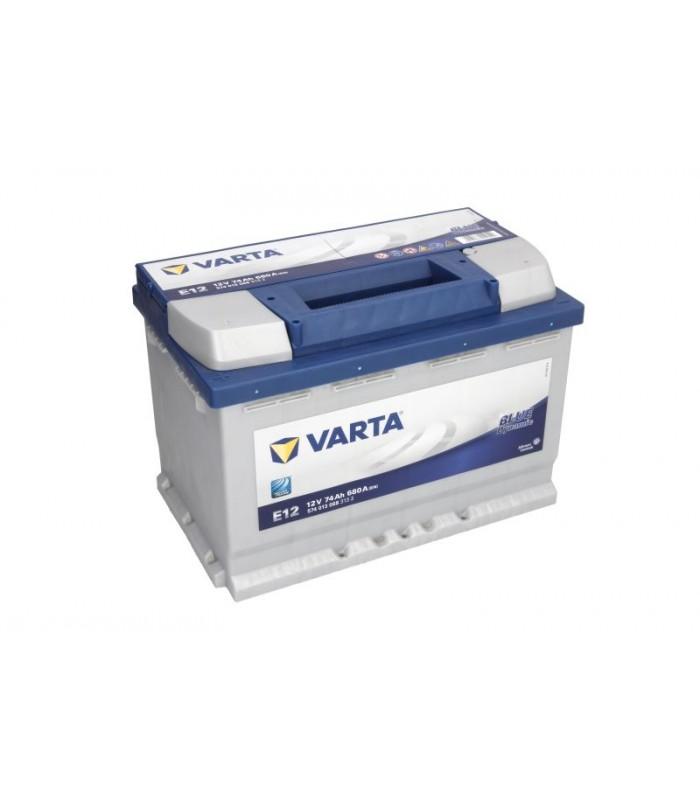 Аккумулятор Varta 74Ah/680A BLUE DYNAMIC B574013068