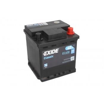 Аккумулятор Exide 40Ah/320A CLASSIC EC400