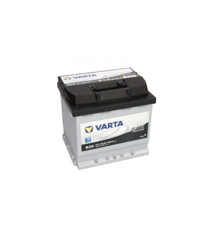 Аккумулятор Varta 45Ah/400A BLACK DYNAMIC BL545413040