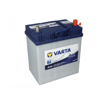 Аккумулятор Varta 40Ah/330A BLUE DYNAMIC B540126033
