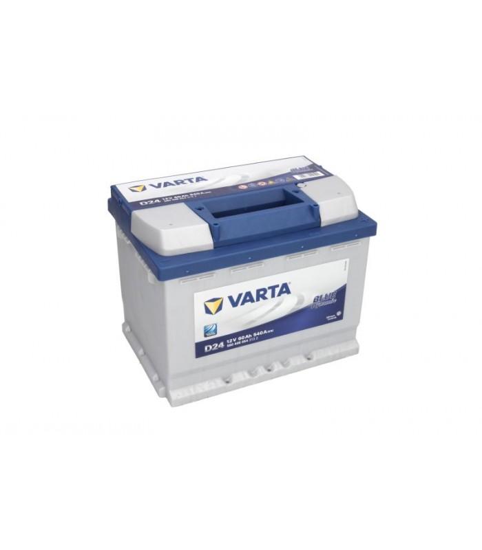 Аккумулятор Varta 60Ah/540A BLUE DYNAMIC B560408054