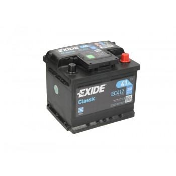 Аккумулятор Exide 41Ah/370A CLASSIC EC412