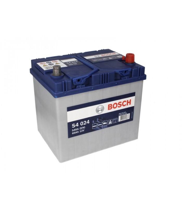 Аккумулятор Bosch 60Ah/540A S4 0 092 S40 240