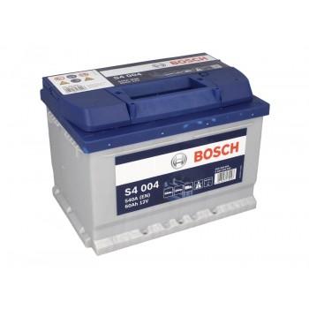 Аккумулятор Bosch 60Ah/540A S4 0 092 S40 040