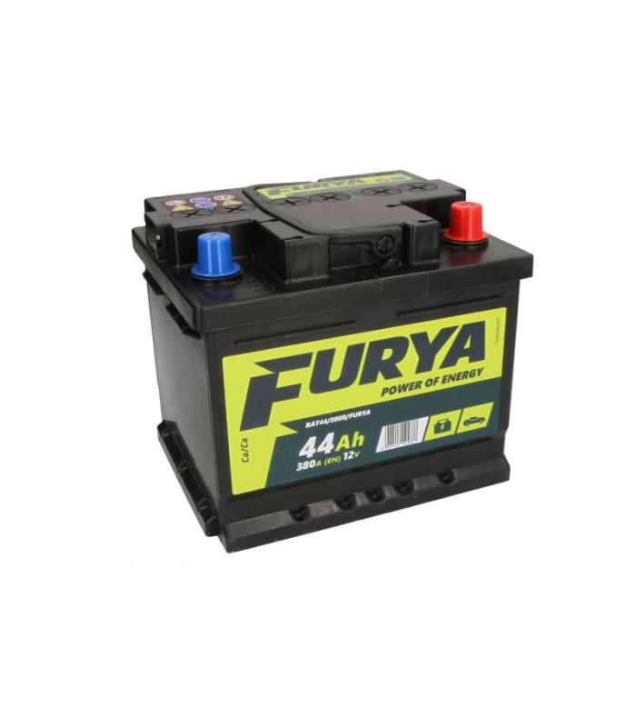 Аккумулятор Furya 44Ah/380A BAT44/380R/FURYA