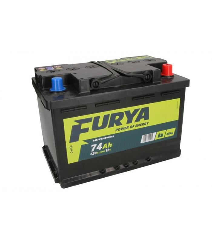 Аккумулятор Furya 74Ah/620A BAT74/620R/FURYA