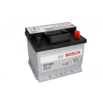 Аккумулятор Bosch 41Ah/360A S3 0 092 S30 010