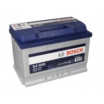 Аккумулятор Bosch 72Ah/680A S4 0 092 S40 070