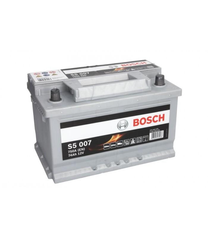 Аккумулятор Bosch 74Ah/750A S5 0 092 S50 070