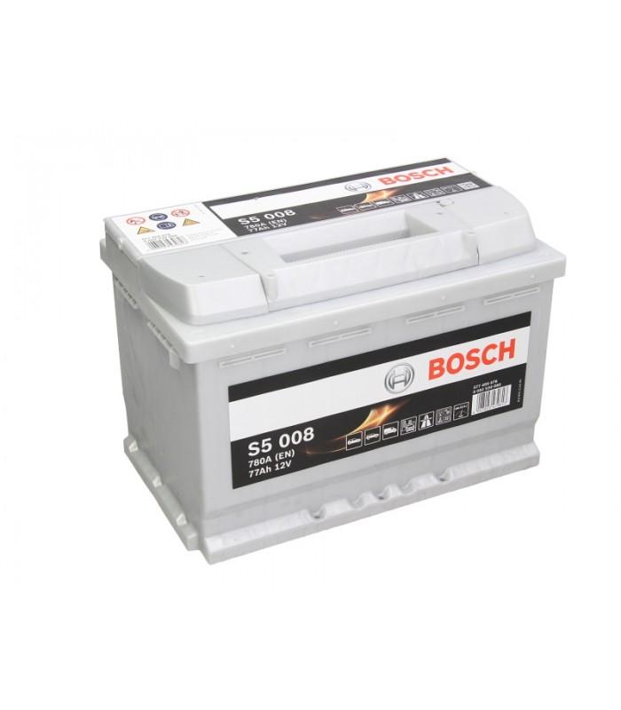 Аккумулятор Bosch 77Ah/780A S5 0 092 S50 080