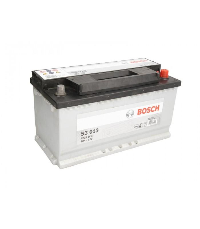 Аккумулятор Bosch 90Ah/720A S3 0 092 S30 130