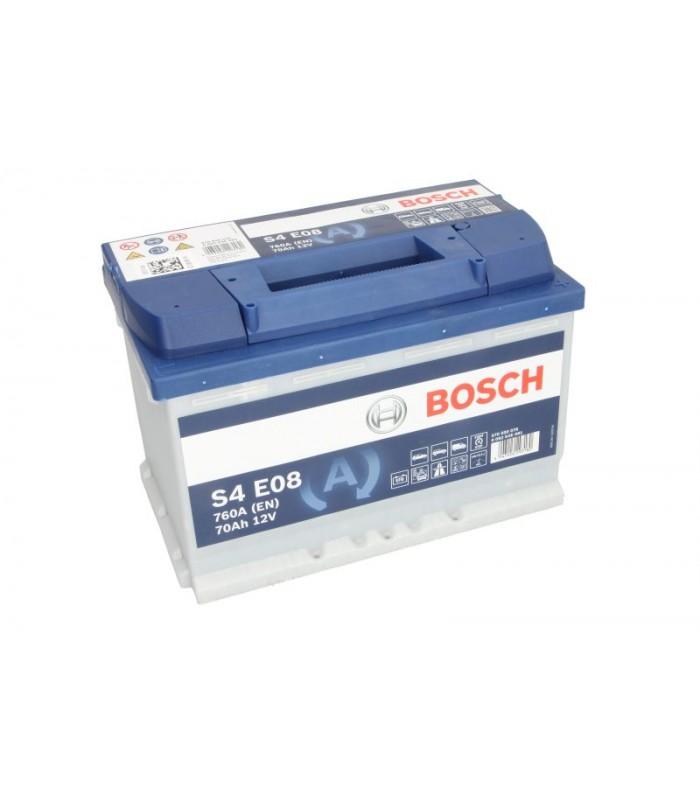 Аккумулятор Bosch 70Ah/760A START&STOP EFB 0 092 S4E 081