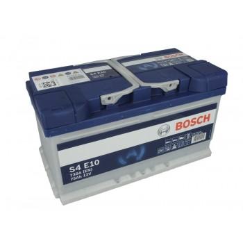 Аккумулятор Bosch 75Ah/730A EFB 0 092 S4E 100